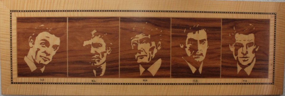 Bond silhouettes